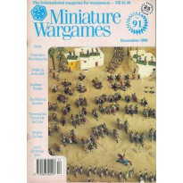 Miniature Wargames N° 91 (The International Magazine for Wargamers) 001
