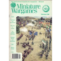 Miniature Wargames N° 93 (The International Magazine for Wargamers) 001