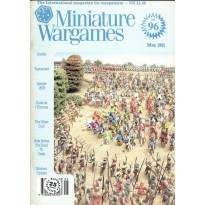 Miniature Wargames N° 96 (The International Magazine for Wargamers) 001