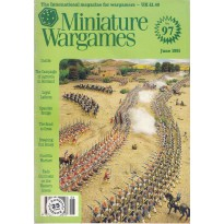 Miniature Wargames N° 97 (The International Magazine for Wargamers) 001