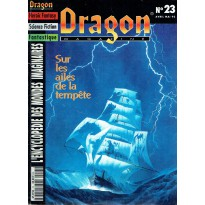 Dragon Magazine N° 23 (L'Encyclopédie des Mondes Imaginaires) 001