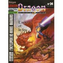 Dragon Magazine N° 24 (L'Encyclopédie des Mondes Imaginaires) 001