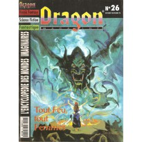 Dragon Magazine N° 26 (L'Encyclopédie des Mondes Imaginaires) 002