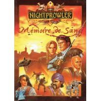 Mémoire de Sang (jdr Nightprowler 1ère édition) 002
