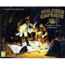 Soldier Emperor - Napoleon's Wars 1803-1815 (wargame en VO)