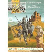 Dragon Radieux N° 2 Hors-Série Spécial Scénarios (revue de jeux de rôle)