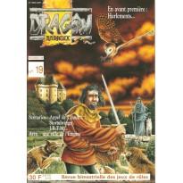 Dragon Radieux N° 19 (revue de jeux de rôle et de plateau)
