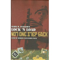 Not one step back - Band of Heroes Expansion Pack (wargame Lock'N'Load) 001