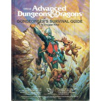 Dungeoneer's Survival Guide (jdr AD&D 1ère édition en VO) 002
