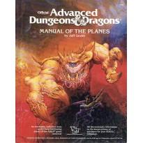 Manual of the Planes (jdr AD&D 1ère édition en VO) 001