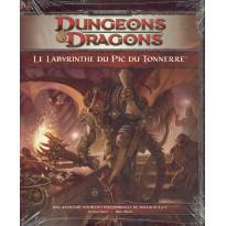 H2 Le Labyrinthe du Pic du Tonnerre (jdr Dungeons & Dragons 4) 002