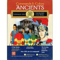 Commands & Colors Ancients - Expansion Nr. 3 (wargame GMT) 001