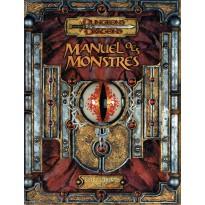 Manuel des Monstres (jdr Dungeons & Dragons 3.5 en VF) 001