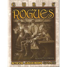 Rogues (jdr GURPS First edition en VO)