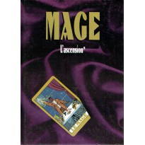 Mage L'Ascension - Livre de base (jdr 1ère édition en VF)