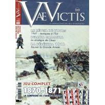Vae Victis N° 108 - Wargame seul (Le Magazine du Jeu d'Histoire) 001