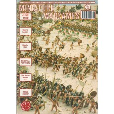 Miniature Wargames N° 109 (The International Magazine for Wargamers)
