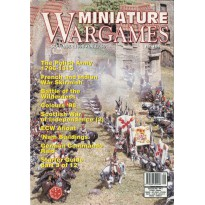 Miniature Wargames N° 184 (The International Magazine for Wargamers) 001