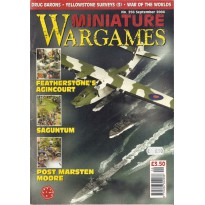 Miniature Wargames N° 256 (The International Magazine for Wargamers) 001