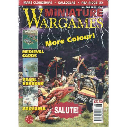 Miniature Wargames N° 264 (The International Magazine for Wargamers) 001