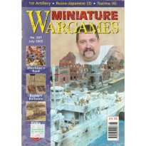 Miniature Wargames N° 267 (The International Magazine for Wargamers) 001