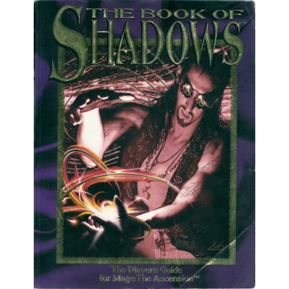 The Book of Shadows - The Players Guide (Mage The Ascension 1ère édition en VO) 001