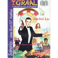 Graal N° 9 (Mensuel de jeux de rôles) 002