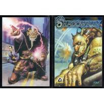 Shadowrun - Ecran et livret (jdr 3ème édition) 003