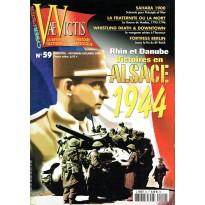 Vae Victis N° 59 (La revue du Jeu d'Histoire tactique et stratégique) 001