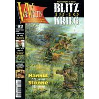 Vae Victis N° 63 (La revue du Jeu d'Histoire tactique et stratégique) 001