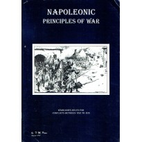 Napoleonic Principles of War 1792-1815 (jeu de figurines en VO)