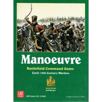 Manoeuvre - Battlefield Command Game (wargame GMT) 001