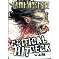 Game Mastery - Critical Hit Deck (cartes de jdr Pathfinder en VO) 001