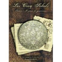 Les Cinq Soleils - La Guerre des Gouverneurs Tome 1 (jdr Pavillon Noir 1ère édition) 002