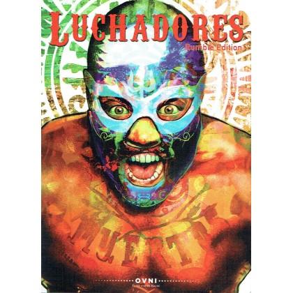 Luchadores - Rumble Edition (livre de base 2ème édition en VF) 001