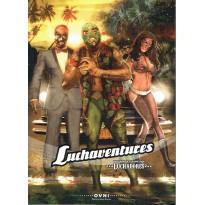 Luchaventures (jdr Luchadores Rumble édition) 001
