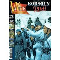 Vae Victis N° 72 (La revue du Jeu d'Histoire tactique et stratégique) 001
