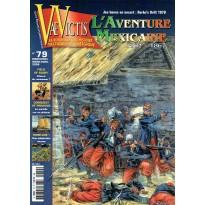 Vae Victis N° 79 (La revue du Jeu d'Histoire tactique et stratégique) 001