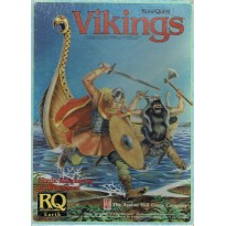 Vikings - Nordic Roleplaying for Runequest (rpg Runequest en VO) 001
