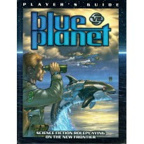Player's Guide (jdr Blue Planet 2nd edition) 001