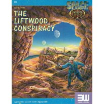 The Liftwood Conspiracy (Rpg Space 1889 en VO) 001