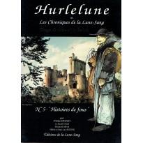 Hurlelune N° 5 Série limitée - Les Chroniques de la Lune Sang (jdr Hurlements) 001