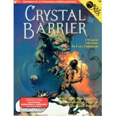 Crystal Barrier (jdr Role Aids & AD&D en VO)