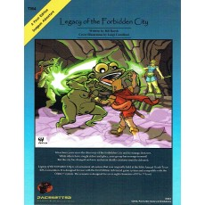TM4 Legacy of the Forbidden City (jdr type AD&D en VO)