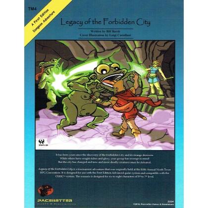 TM4 Legacy of the Forbidden City (jdr type AD&D en VO) 001