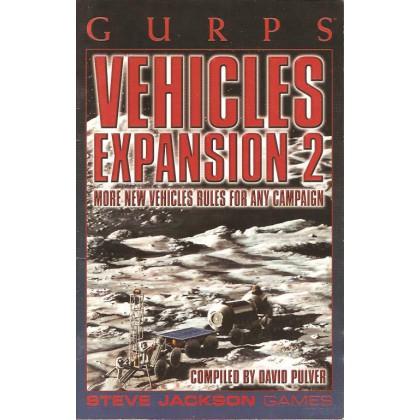 Gurps Vehicle Expansion 2 V1