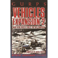 Gurps Vehicle Expansion 2 V1
