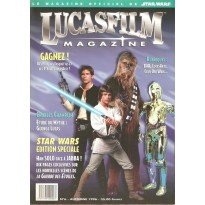 Lucasfilm Magazine N° 6 (Le magazine officiel de Star Wars) 001