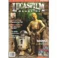 Lucasfilm Magazine N° 2 (Le magazine officiel de Star Wars) 001