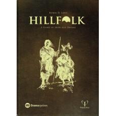 Hillfolk - A Game of Iron Age Drama (jdr Dramasystem en VO)